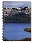 Loch Ness Spiral Notebook
