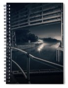 Lock 23 Spiral Notebook