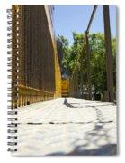 Locomotive Walkway 1 Spiral Notebook