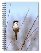 Logger Spiral Notebook