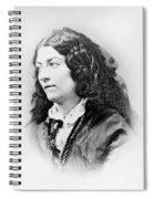 Lola Montez (1818-1861) Spiral Notebook