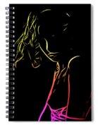 Lolita Color Spiral Notebook