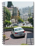 Lombard Street San Francisco Spiral Notebook