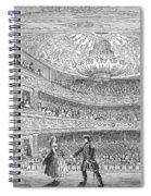 London: Adelphi Theatre Spiral Notebook