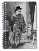 London: Beefeater, 1878 Spiral Notebook