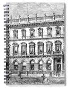 London: Carlton Club, 1868 Spiral Notebook