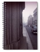 London Dawn Spiral Notebook