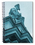 London Is Never Boring Spiral Notebook