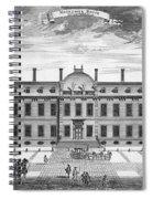 London: Montagu House Spiral Notebook