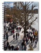 London South Bank Spiral Notebook