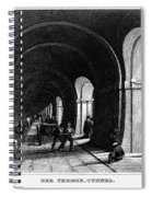 London: Thames Tunnel Spiral Notebook