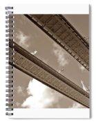 London Tower Brigde 5 Spiral Notebook
