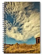 Lone Cabin Spiral Notebook