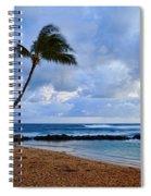 Lone Palm Spiral Notebook
