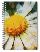 Lonely Daisy Spiral Notebook