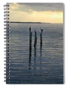Lonesome Sea Spiral Notebook