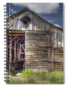 Long Barn Spiral Notebook