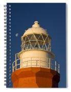 Long Point Lighthouse Spiral Notebook
