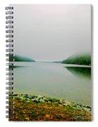 Long Pond Morning Spiral Notebook