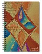 Look Behind The Brick Wall Spiral Notebook