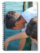 Looking For Treasures Ltp Spiral Notebook
