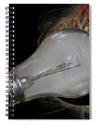 Loop Hole  Spiral Notebook