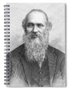 Lord Kelvin (1824-1907) Spiral Notebook