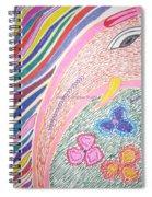 Lord Of Beginning Spiral Notebook