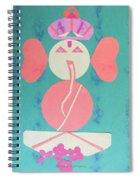 Lord Vighneshwar Spiral Notebook