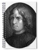 Lorenzo De Medici Spiral Notebook