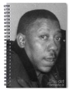Lorenzo Walker Spiral Notebook