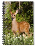 Losing The Spots Spiral Notebook