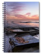 Lost Sailors Spiral Notebook