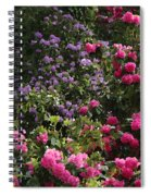Lots Of Blooms Spiral Notebook