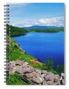 Lough Caragh, Co Kerry, Ireland Spiral Notebook