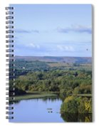 Lough Key Forest And Activity Park Spiral Notebook