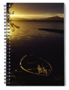 Lough Leane, Lakes Of Killarney Spiral Notebook