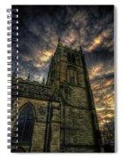 Loughborough Parish Church Spiral Notebook