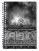 Loughborough Town Hall Spiral Notebook