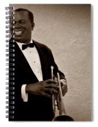 Louis Armstrong S Spiral Notebook