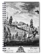 Louis, Dauphin Of France Spiral Notebook