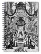 Louis, Duke Of Burgundy Spiral Notebook