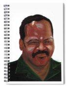 Louis Jackson Jesse Spiral Notebook