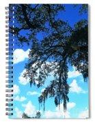 Louisiana Skyscape Spiral Notebook