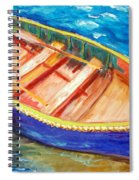 Love Boats Spiral Notebook