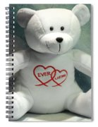 Love Ever Lasting Spiral Notebook