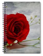 Love Is Everlasting Spiral Notebook