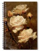 Love Letter II Spiral Notebook