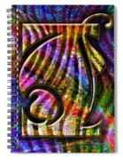 Love Letters I Spiral Notebook