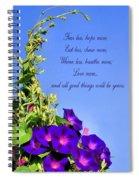 Love More Spiral Notebook
